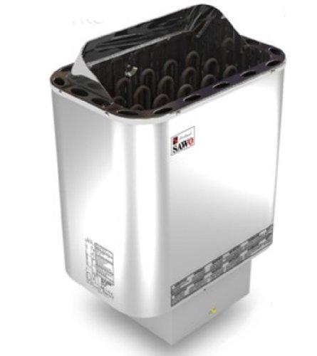 Sentiotec Saunaofen Nordex 45  6  8  9 kW mit Sauna Aufgusskonzentrat Finn Power 20 ml optional Steine Nordex 8 kW - mit Saunasteine