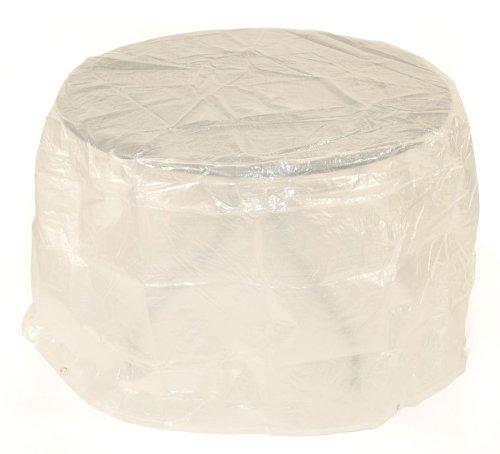 gartenmoebel-einkauf Schutzhülle Abdeckhaube 70cm rund für Tische und Grills