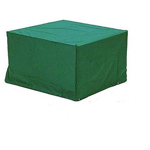 Yahee Gartenmöbel Abdeckung wasserdicht Schutzhülle Hülle Abdeckung für Gartenmöbel Bank Tisch Abdeckhauben 135x135x75cm