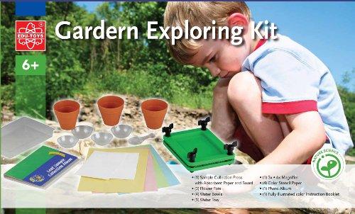 Garten und Pflanzen erforschen Experimentierkasten