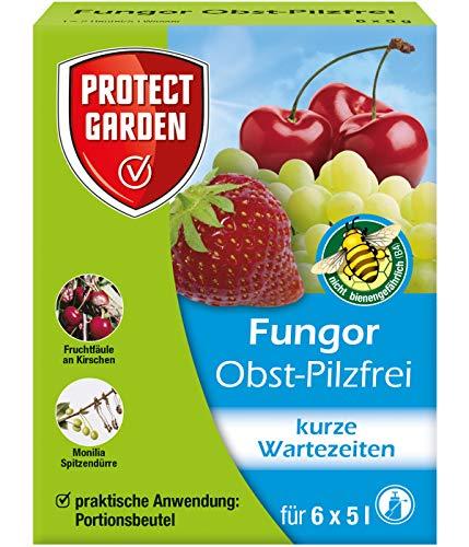 Bayer 03692721 Garten Obst-Pilzfrei 30 g 6x 5 g Beutel