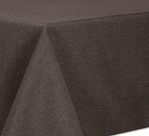 Die Elegante Farbe Taupe: Die Coolste 10 Tischdecke Braun