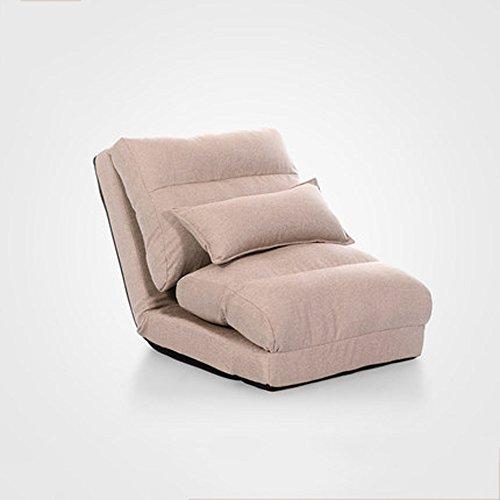 L-R-S-F Faul Sofa Faltbare Einzel Doppel Schlafsofa Schlafzimmer Kleine Größe Multifunktions-Sofa-Stuhl Farbe  A4