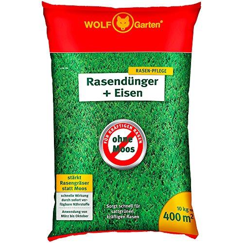 WOLF-Garten L-PM 400 - Rasendünger  Eisen
