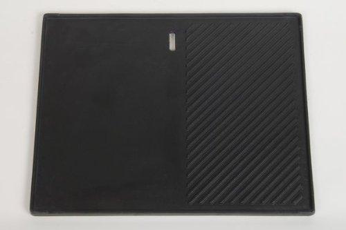 Coobinox Gusseiserne Grillplatte fr Edelstahl Gasgrill 4 BE Double Power Luxus Linie