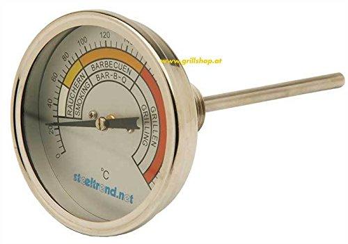 Smoky Fun Thermometer für Smoker