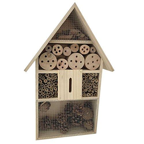 XXL Insektenhotel Insektenhaus Nistkasten Brutkasten Insekten Bienen Hotel aus Holz