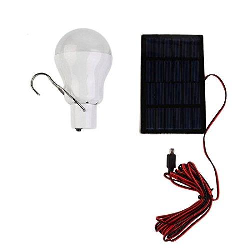15W 150 Portable Solar Power LED Birne Solarbetriebene Licht aufgeladen Solar Energy Lamp Outdoor Taschenlampe Camp Zelt Angeln Licht