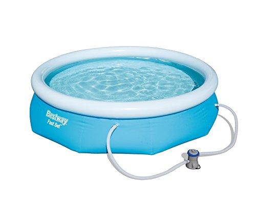 Bestway Fast Set Pool Set rund blau 305 x 76 cm