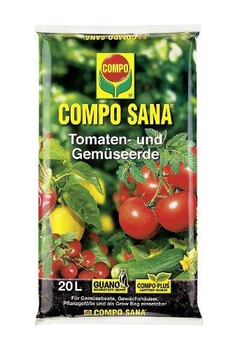 COMPO SANA Tomaten- und Gemüseerde