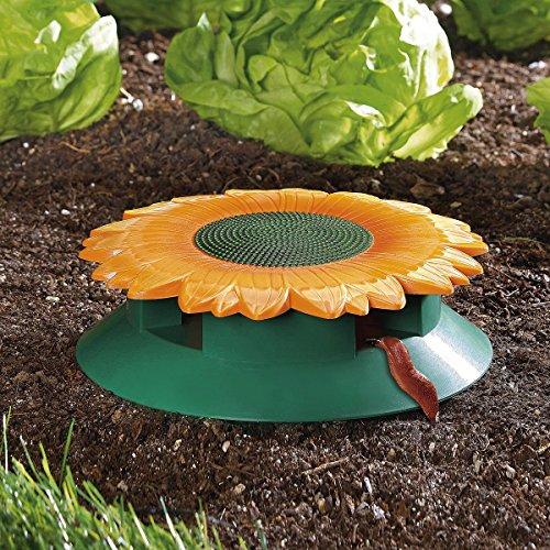 Schneckenfalle Sonnenblume Insektenfalle Ungezieferfalle Gartendeko Garten Schneckenkorn Schneckenschutz Pflanzenschutz