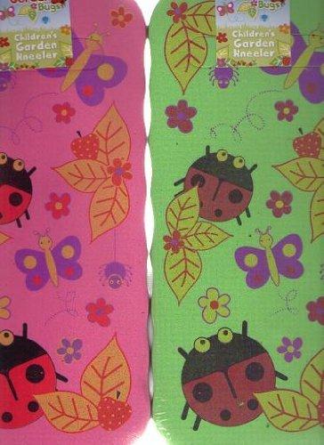 Garden Bugs Kniekissen ChildrenGarten Kissen Farbe kann variieren