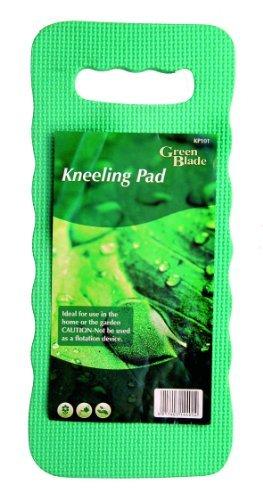 Green Blade - Kniepolster Ideal für Gartenarbeit Bodenschrubben Hausarbeiten - Grau 1 Stück Packung