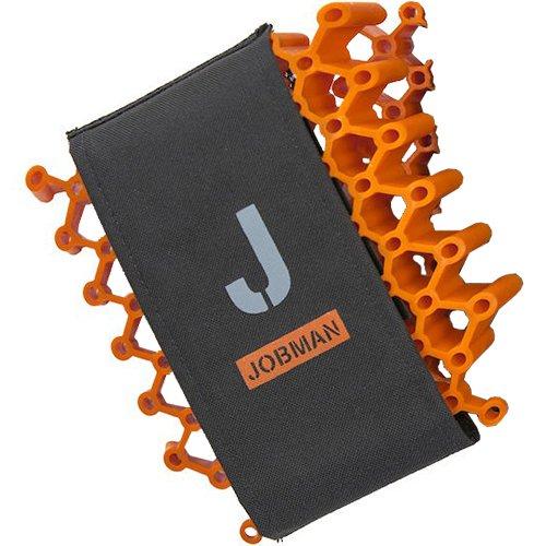 Jobman KniepolsterGP Advanced 1 Stück Einheitsgröße orangegrau 994784-3098-0