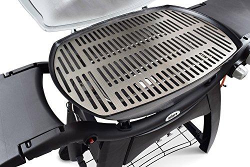 Edelstahl GrillrostErsatzrost passend für alle Grills der Weber Q300 und Q3000 Baureihe