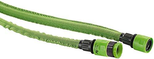Royal Gardineer Flexischlauch Dehnbarer Gartenschlauch PROV2 7 bis 20 m Gartenschlauch Ziehharmonika
