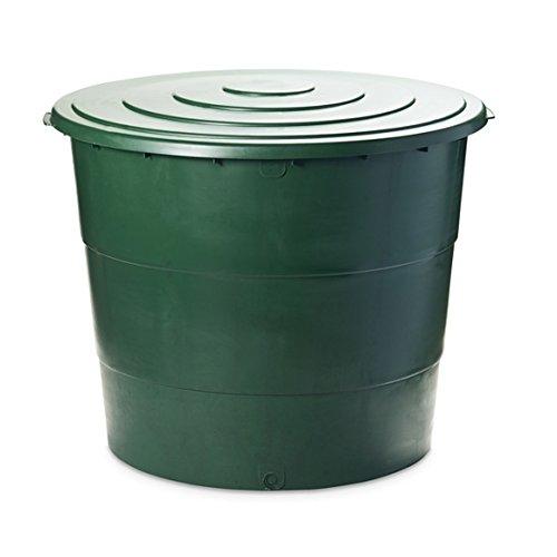 Ondis24 Regentank Regenwassertank Gießwassertank Wassertank Ecotank Regentonne Wassertonne 500 Liter