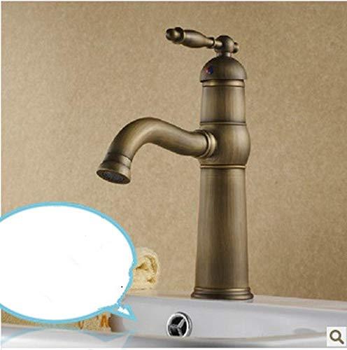 Lxj Wasserhahn Einzelne heiße und kalte Mixer Küche Kupfer Haushalt Waschbecken Toilette Waschbecken Waschbecken Wasserhahn