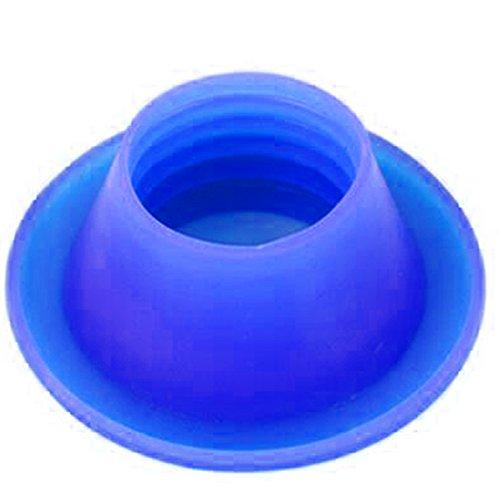 GEZICHTA geruchshemmenden Deodorant Kanalisation Rohr Kanalisation Spüle WC Waschmaschine Ablauf Pest Verschlussstopfen Blau Free Size