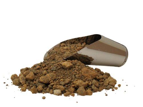 Kiryu  Japanische Vitamin-Erde  4 Liter Abpackung aus dem Bonsai-Fachgeschäft  Grobes Substrat  Besonders Für Kiefern und Wacholder