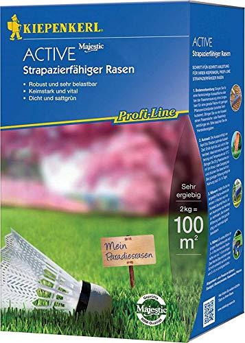 Kiepenkerl Strapazier-Rasen 2 kg Profi-Line Active