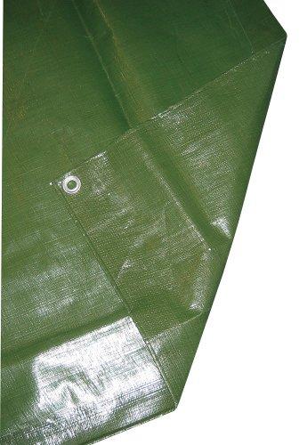 Kerbl 37208 Abdeckplane PolyGuard 210grm² 5 x 6 m