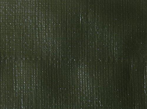 PolyTarp PE-Abdeckplane - Gewebeplane - 210 gm² - grün 40 m x 50 m