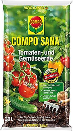 COMPO SANA Tomaten- u Gemüseerde 20 L