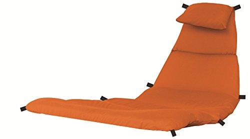 Vivere DRMC-OZ Hänge Sessel Kissen Polyester Orange