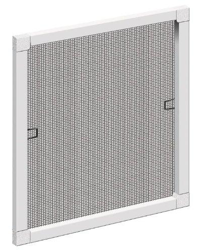 Schellenberg 50788 Insektenschutz-Fenster PLUS weiß 140 x 150 cm