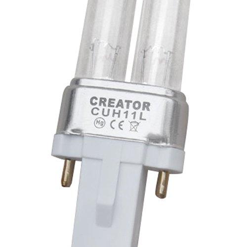 Golden Tulip11 Watt UVC Leuchtmittel Lampe Ersatzröhre Ersatzlampe UVC Gerät 213411