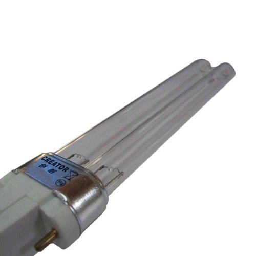 Mauk Leuchte Ersatz UVC Leuchtmittel Röhre 13 W für XL Set weiß 16 x 4 x 2 cm 1960