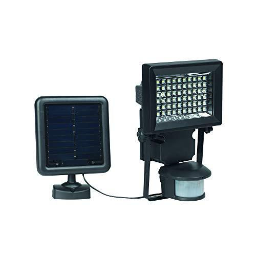 Duracell A12C-S400-BK-PK1 Solar LED Lampe beleuchte Metall schwarz 49 x 1212 x 2267 cm