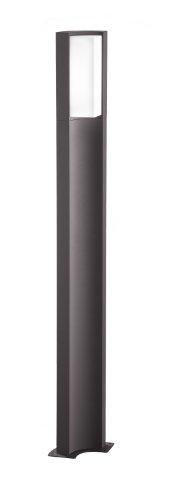 Trio Leuchten LED Außen-Wegeleuchte Aluminiumguss inklusiv 6 W Höhe 110 cm anthrazit 420360142