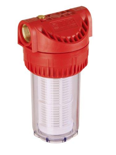 TIP Vorfilter für Garten Pumpen und Hauswasserwerke  178 cm 7 Zoll Wasserdurchfluss bis 7000 lh