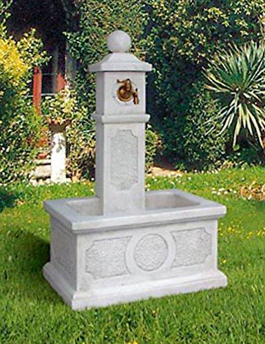 pompidu-living Standbrunnen MARINELLA H 100 Farbe Terracotta