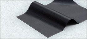 Jafoplast PVC-Teichfolie 8 x 10 m schwarz Teichfolienzuschnitt 1 mm Stärke Teichbau