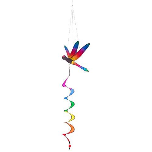 HQ Windspiration 109465 UV-beständiges und Wetterfestes Windspiel Natur