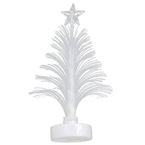 GeGien Folowe LED Nachtlicht Weihnachtsbaum Party Home Schreibtisch Dekoration Bunte L Tisch- Nachttischlampen