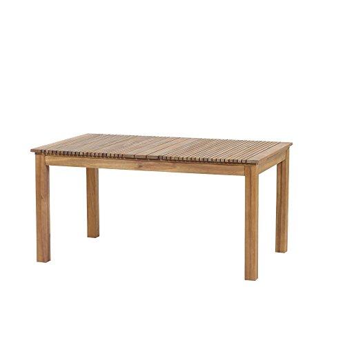 Siena Garden Dining Tisch Falun 150x90x74cm Gestell Akazienholz geölt in natur Tischplatte Akazienholz FSC 100
