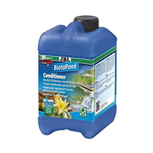 JBL BiotoPond 26062 Wasseraufbereiter für Teiche 25 l