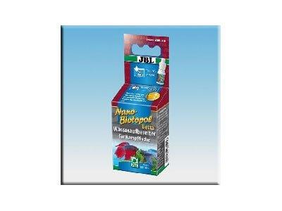 JBL Nano-Biotopol Betta 23187 Wasseraufbereiter für Kampffische in kleinen Süßwasser Aquarien 15 ml