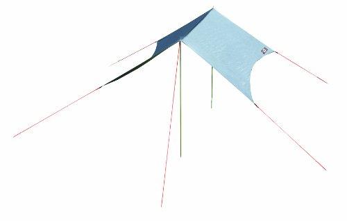 Relags Primus Tarp Sonnensegel Blau 3 x 3 Meter