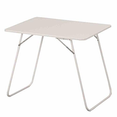MFG Tisch Campingtisch 60 x 80 cm weiß