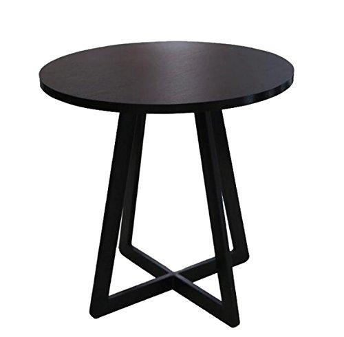 Wandklapptisch- Schwarzer Couchtisch Holz Wohnzimmer Sofa Tisch Kleiner Tisch Dessert Tisch Schlafzimmer Kleiner Schreibtisch Multifunktionsspeicher Tisch Kleiner Runder Tisch Computertisch Bartisch