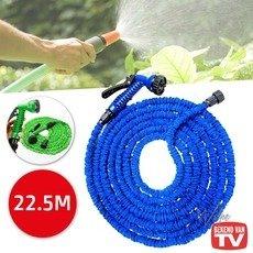 NInyas Flexibler Gartenschlauch Dehnbarer Gartenschlauch Handbrause Wasserschlauch Flexibel Flexschlauch Garten Autowäsche Tierewäsche-225M