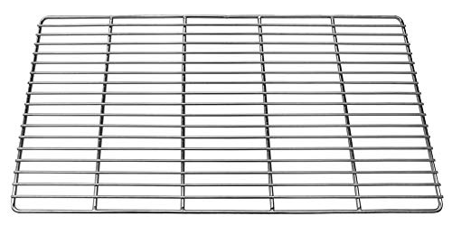 Grillmaster Edelstahl Grillrost Rost Rechteckig Grill 54 x 34cm