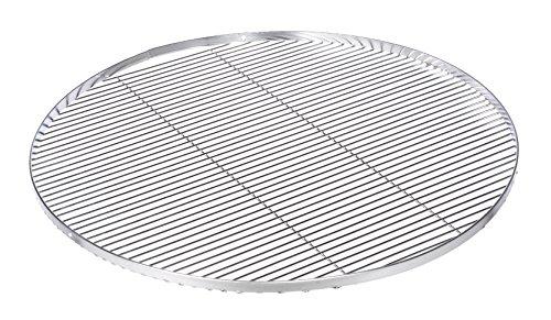 Hero Edelstahl Grillrost 80 cm für Dreibein Schwenkgrill Schwenker