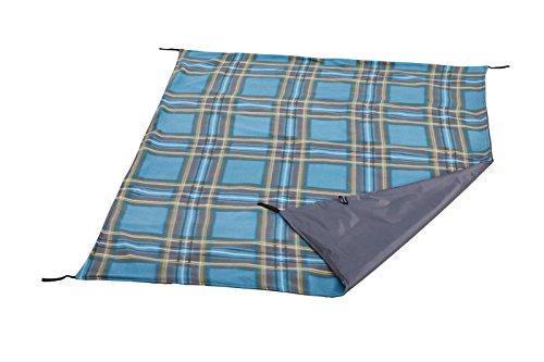Uquip Picknickdecke Scotty M aus Polar-Fleece 150 x 120cm