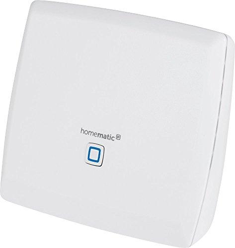 Homematic Smart Home Zentrale CCU3 inklusive mediola AIO CREATOR NEO Lizenz 151965A0 Weiß